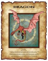 Dragon Poster version A by Car2nst