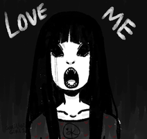 LOVE ME by GorillazGirl1