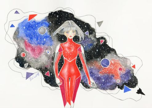 Space Race by Bryne-chan