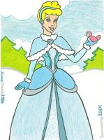 Winter Cinderella by AnneMarie1986