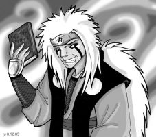 Jiraiya ROCKS by ru-debega