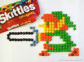Skittle Link by mattmcmanis