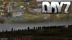 DayZ Wallpaper Attempt by randyadr