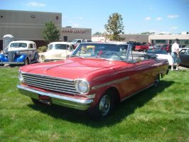 '63 chevy II by zanksworld