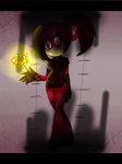 1st place Contest Prize: Alyssa The Doll by XxCookie-SquirrelxX