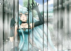 .Forgotten Cage. by Kairi-H