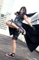 Tifa Lockhart: High Kick by SakuMiyuku
