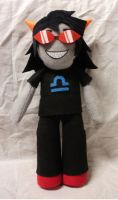 +Plush.C+ Terezi Pyrope by Darling-Poe
