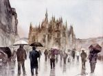 Rainy Day in Milano by NiceMinD