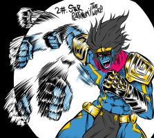 2 # - Star Platinum : The World by AnubinatorX