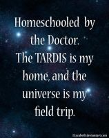 Homeschooled by the Doctor by Llyzabeth