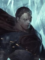 Man of steel by LASAHIDO