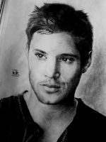 Jensen Ackles by RenanRossi