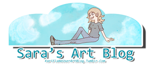 Art Blog Logo by Kari-Morano
