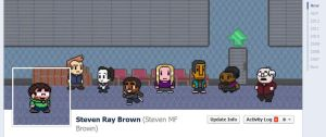 Community 16Bit FB Cover by StevenRayBrown