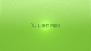 Xlight-mind Wallpaper V.2 ~ Tornado Style by Kryuko