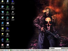 Punisher Wallpaper by force2reckon