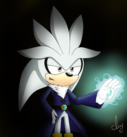 Sonic Boom: Silver by sonicandmario4ever
