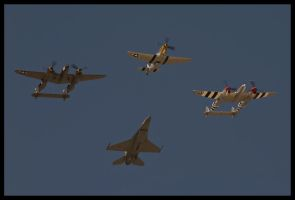 Planes of Fame 31 by AirshowDave