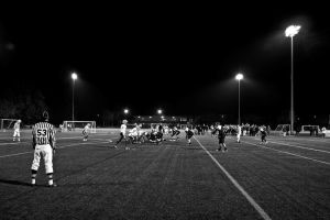 Friday night lights by paintspills