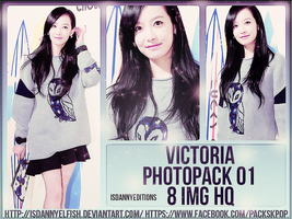Victoria (F(x)) - PHOTOPACK#01 by JeffvinyTwilight