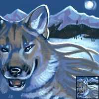Winter Icons - Klandagi by thornwolf