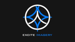 Excite Imagery Logo by paulARTS