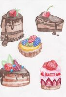 Cakes,Cakes,Cakes by sonic-chic1