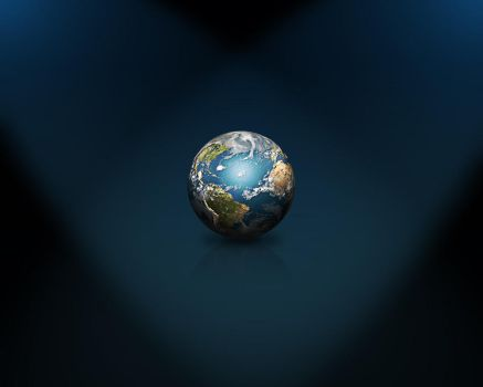 Earth by MAUXWEBMASTER