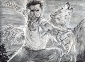 Wolverine by Jenrocks4ever