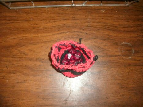 MrB's Small Dice Bag by lovely-tangles