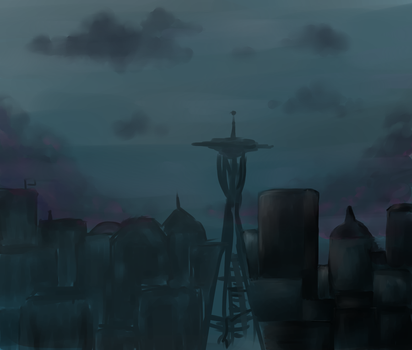 [WIP] A City by Crajee