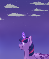 Twilight by LaydeeKaze