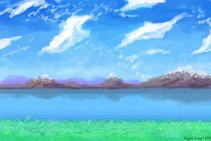 New Zealand by llifi-kei