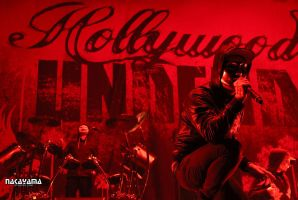 Hollywood Undead by UniqueNudes
