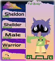 Sheldon app by Parsley00