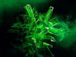 Green Tiberium by taiki676