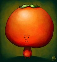 Tomato Head by Ry-Spirit