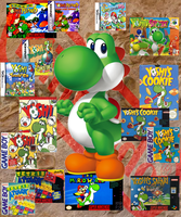 Yoshi's Games by sonictoast