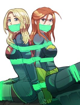 SuperDamsels by HeartGear