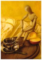 cafe strange 2 by fantasio