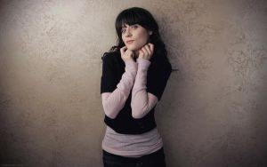 zooey deschanel by shiny-rainbow