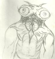 Frog Man 6-6-2004 by grizlykats
