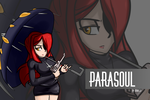 Parasoul from Skullgirls by grunt121