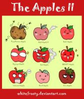 The Apples II by whitefrosty