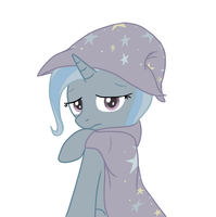 Trixie the Grey by TheParagon