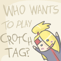 Tag? by heartlesstheif