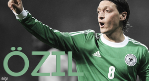 Mesut Ozil Wallpaper by ricardojsantos