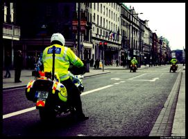 O'Connell Street, Dublin by McCabe