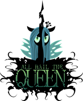 Queen Chrysalis t shirt design by saturdaymorningproj